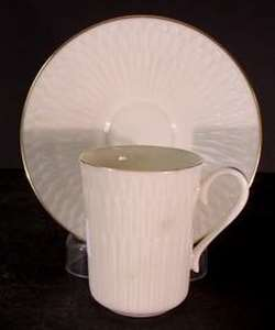 Picture of Lenox - Plaza Collection - Demitasse Cup and Saucer