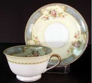 Picture of Noritake - Bluedawn 622 - Saucer