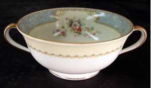 Picture of Noritake - Bluedawn 622 - Cream Soup Bowl