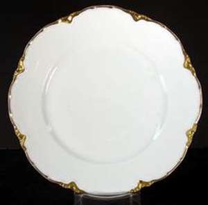 Picture of Haviland - H526 - Bread Plate