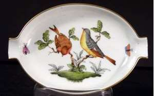 Picture of Herend - Rothschild Bird - Ash Tray