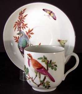Picture of Mottahedeh - Chelsea Birds - Cup and Saucer