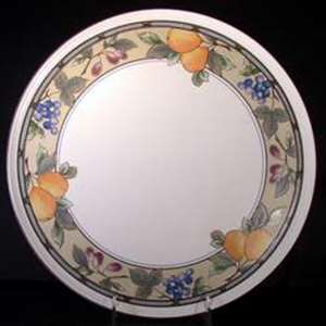 Picture of Mikasa - Garden Harvest CAC29 - Cake Plate