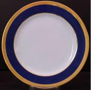 Picture of Bernardaud - Madison~Blue - Salad Plate