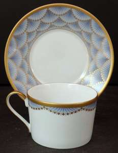 Picture of Faberge - Coronation~Blue - Cup and Saucer