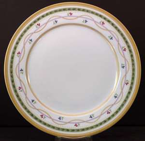 Picture of Faberge - Luxemburg~Green - Salad Plate