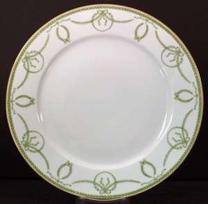 Picture of Faberge - Cheverney~Green - Dinner Plate
