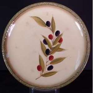 Picture of Clay Art - Antique Olive - Salad Plate