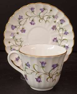 Picture of Spode - Canterbury Y8497 - Cup and Saucer