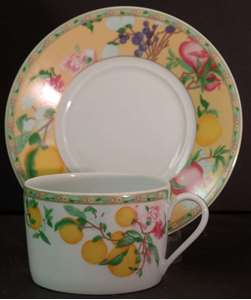 Picture of Haviland - Jardin D'Eden - Cup and Saucer