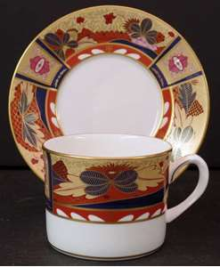 Picture of Royal Worcester - Lord Nelson ( Anniversary Collection) - Cup and Saucer