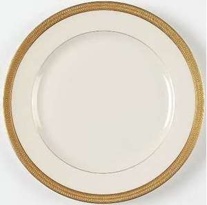 Picture of Lenox - Lowell P67 (Green Backstamp) - Dinner Plate